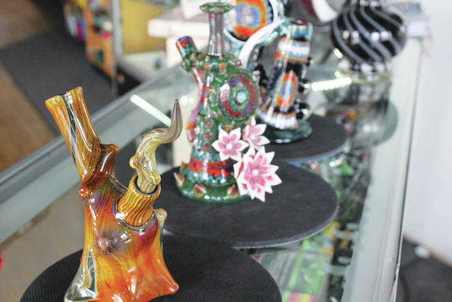 Downtown Wilkes-Barre glass shop Utopia to celebrate 20 years in business