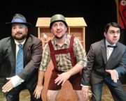 Theater Listings: April 25 through May 1