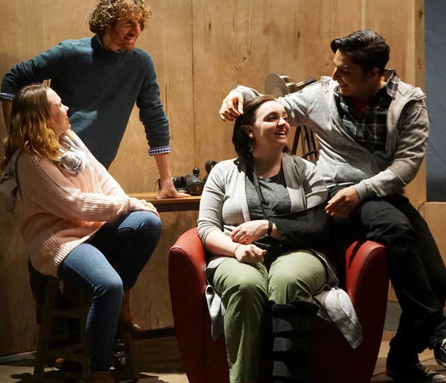 Theater Listings: April 18 through 24
