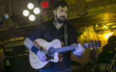Aaron Fink gets worldly, personal on upcoming record 'Wolves & Butterflies'
