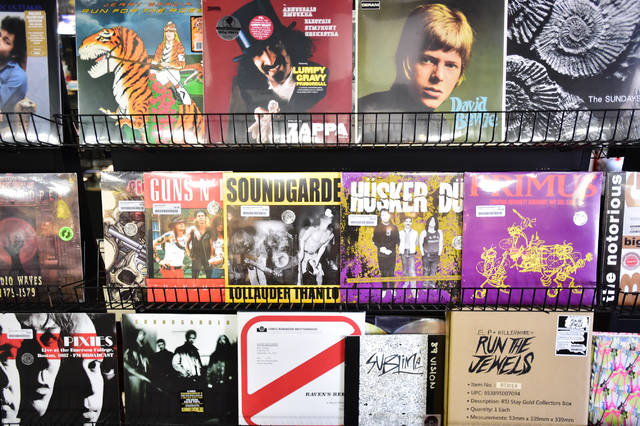 Area shops Gallery of Sound, Musical Energi ready for Record Store Day