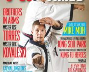 Local martial artist Eric Kovaleski to star alongside 'Sopranos' actors