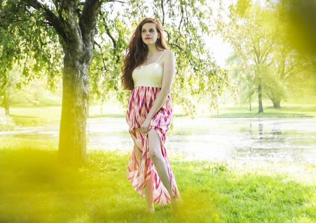 Model of the Week: Laura Kershner