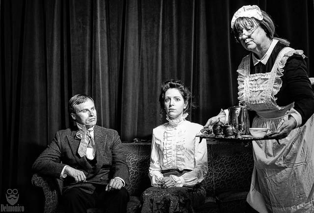 A suspenseful 'Gaslight' takes stage at Hazleton's Ferrara Center