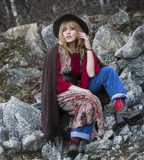 Model of the Week: Joy Zavada