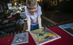 Wilkes-Barre art gallery offers exhibit designed specifically for children