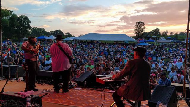 Briggs Farm Blues festival to bring 'powerhouse of talent' to Nescopeck