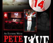 Baseball's hit king Pete Rose to visit F.M. Kirby Center in Wilkes-Barre