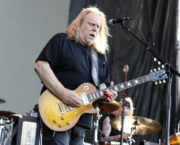 Peach Festival returns to Scranton with Gov't Mule, Dickey Betts, more