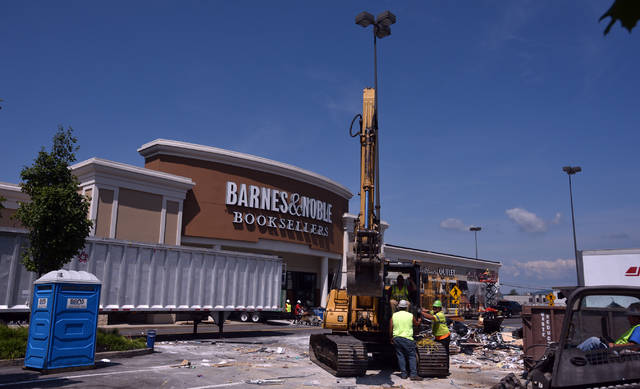 Tornado recovery: Arena Hub stores eye pre-holiday reopenings