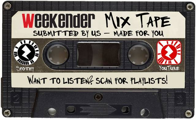 Weekender Mix Tape: Vol. 20
