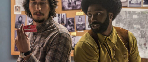 What the star of 'BlacKkKlansman' learned from the real black cop who infiltrated the KKK