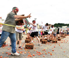 Pittston Tomato Festival: 35th annual event gets underway Thursday, Aug. 16