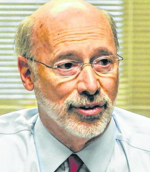 Wolf, PennDOT give update on road-fixing blitz