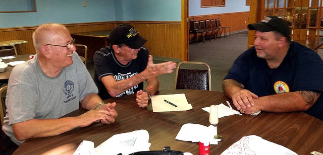 Wilkes-Barre Township Fire Co. raises funds with barbecue chicken dinner