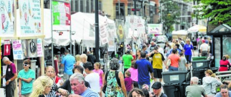 Get set for La Festa Italiana