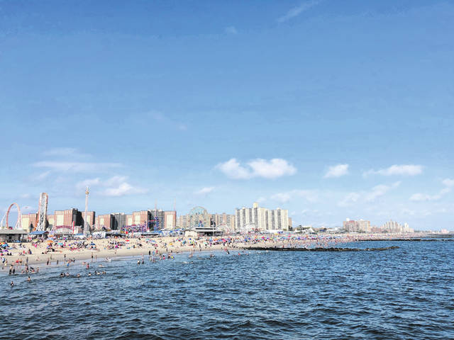 Food, fun and freaks: going out to play in Coney Island