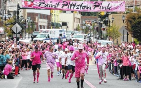 Entering its fifth year, Paint Pittston Pink still offers fresh ideas and new events