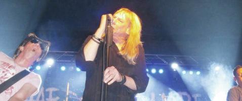 Benefit concert will aid Harpo lead singner John 'Lloyd' Kistner