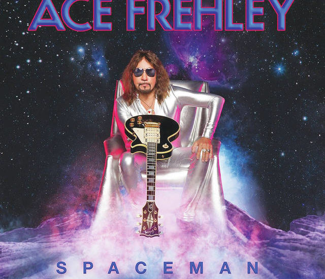Frehley proves he's still the 'Spaceman'