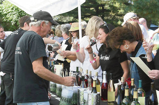 Tunkhannock Harvest and Wine Festival offers fall fun for grown-ups