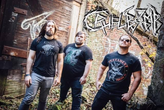 WB thrash band Cruel Bomb pledges to dominate 2019