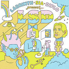 LSD's process of slowly growing an album reveals its flaws