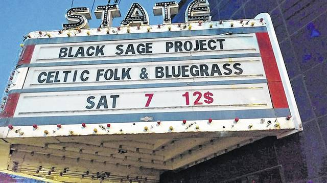 Celtic folk and bluegrass band Black Sage Project to play multiple shows this Saturday