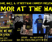 Humor at the Hall brings stand-up acts and first improv group to Karl Hall