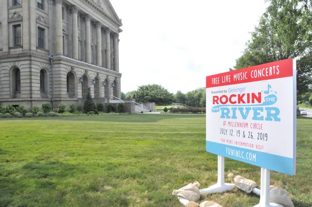 'Rockin' the River' to bring free concerts to downtown Wilkes-Barre this Friday