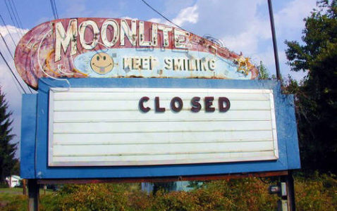 Post: Moonlite Drive-In to reopen this weekend