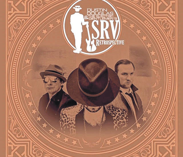 Local blues band looks back at legacy of Stevie Ray Vaughan at Kirby Center show