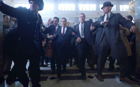 That's A Wrap: Long wait pays off for 'The Irishman'