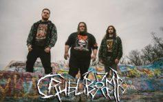 WB thrash band Cruel Bomb releases punishing EP 'Trinity Terror'