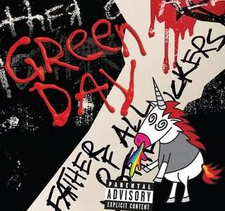 Green Day's 'Father of All…' is a lame attempt at rock nostalgia