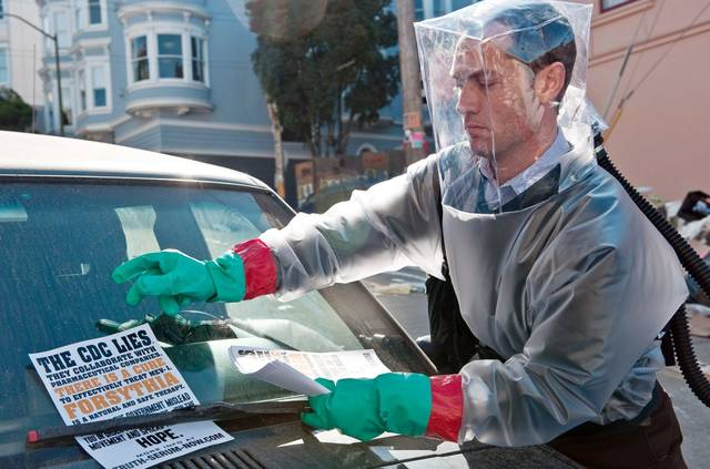 That's a Wrap: Pandemic movies popular in face of coronavirus