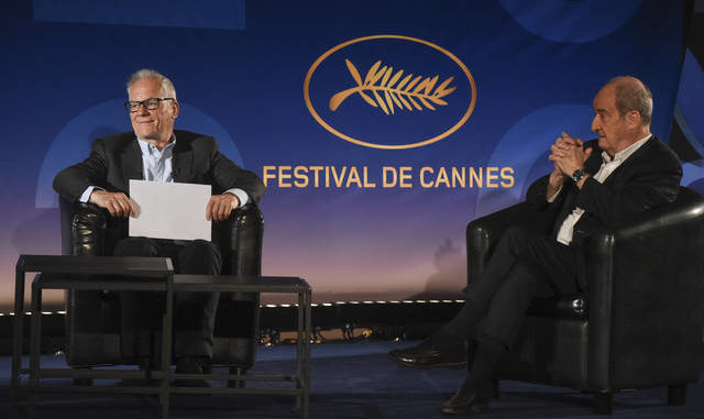 Cannes announces lineup for a festival canceled by COVID