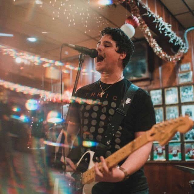 Josh Zurek, lead singer of E57, to drop solo EP this week