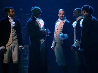 Listen to This: 'Hamilton' film shows off power of 2015 musical, suffers from technical issues