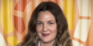 Drew Barrymore attends The Charlize Theron Africa Outreach Project fundraiser on Nov. 12, 2019, in New York. Barrymore's first show on Monday, distributed by the CBS television studio, features former 'Charlie's Angels' co-stars Cameron Diaz and Lucy Liu as guests, along with Adam Sandler. Her show, retrofitted for the COVID-19 era, will originate from New York, where she's now living to raise her two daughters.                                  AP photo