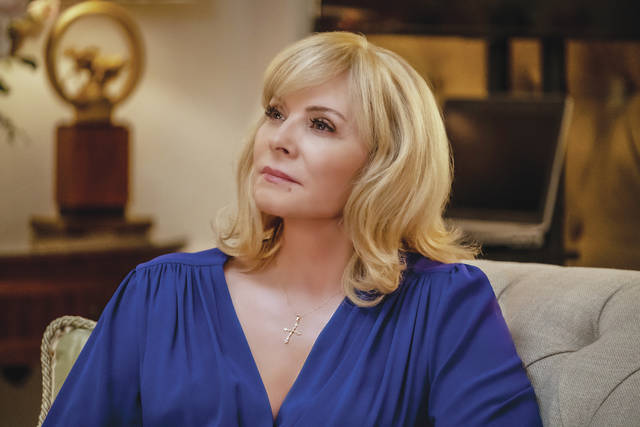Kim Cattrall in the 'Pilot' series premiere episode of 'Filthy Rich' premiering Monday on FOX.                                  Fox Media