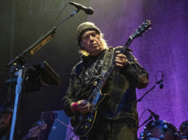 Neil Young has become the latest artist to strike gold with his song catalog. The Hipgnosis Songs Fund, a British investment company, announced that it had acquired a 50 percent stake in Young's catalog of some 1,180 songs that include 'Heart of Gold,' 'Rockin' in the Free World' and 'Cinnamon Girl.'                                  AP photo