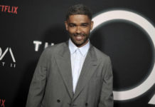 Kingsley Ben-Adir attends the premiere of 'The OA' Season 2 on March 19, 2019, in Los Angeles. The British actor may not be a household name yet, but that's poised to change with his scene-stealing performance as Malcolm X in Regina King's 'One Night in Miami.'                                  AP photo